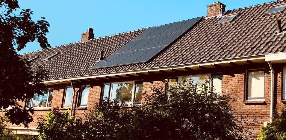 huis van Solease klant met zonnepanelen lotte