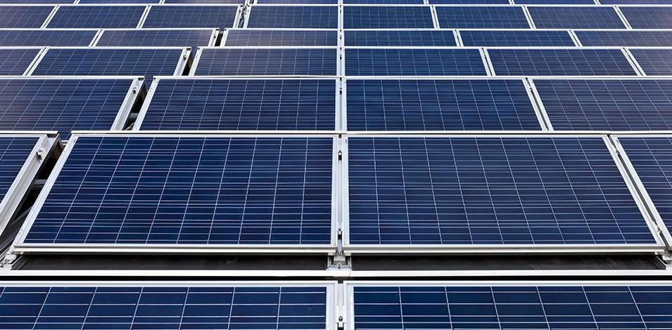 solease zonnepanelen zakelijk bedrijfsdak platdak