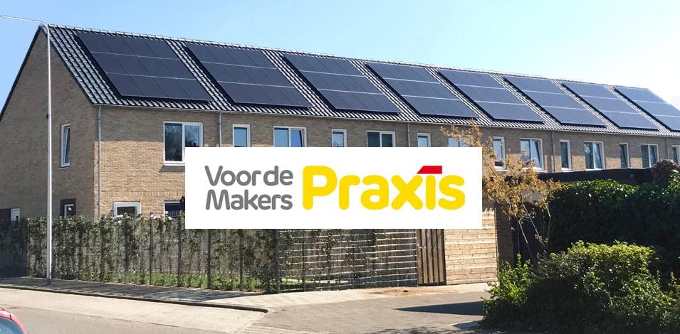 praxis partner van solease zonnepanelen