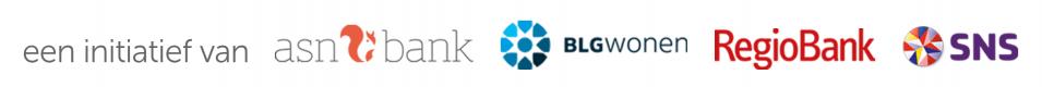 Samenwerking Solease en de Volksbank, ASN bank, BLG wonen, Regiobank en SNS bank