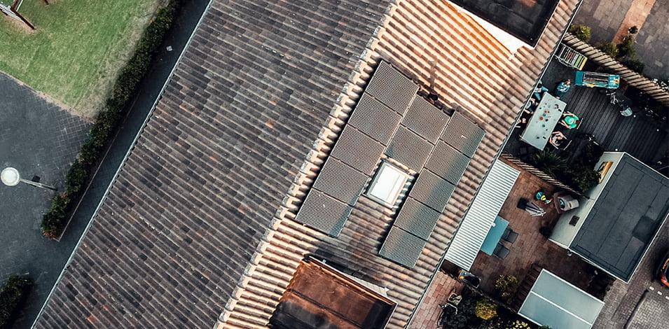 solease zonnepanelen huren systeem luchtfoto